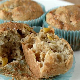 Cách làm bánh muffin xoài