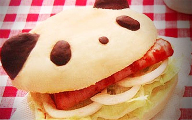 Cách Làm Bánh Mì Panda Dễ Thương Mà Ngon Bất Ngờ