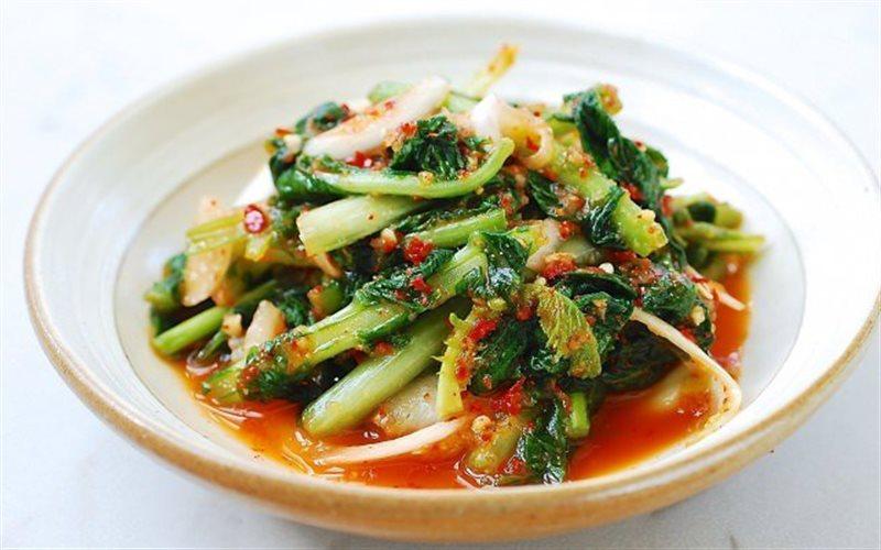 Cách Làm Kim Chi Củ Cải Non Ăn Kèm Cho Bữa Cơm