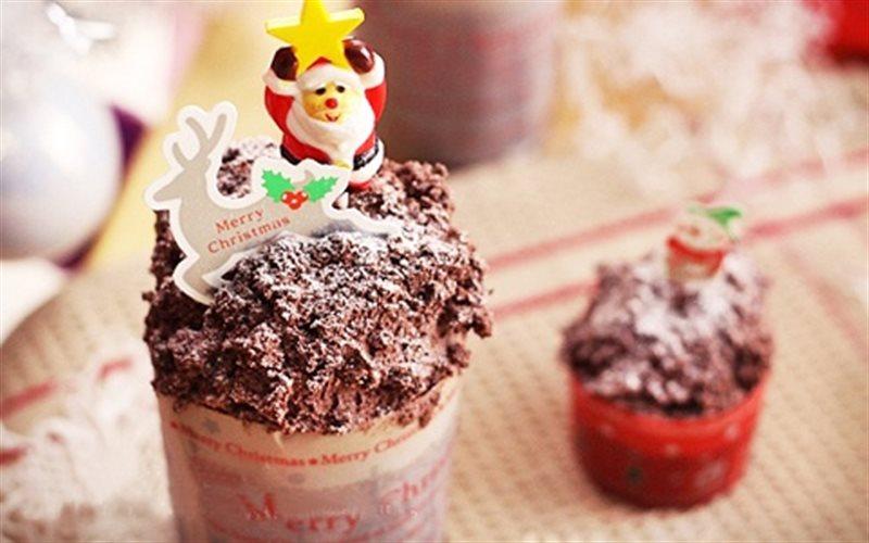 Cách Làm Bánh Muffin Chocolate Tráng Miệng Hấp Dẫn