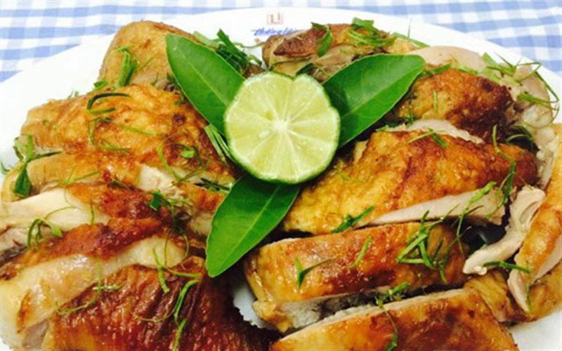 Image result for gà nướng ngũ vị