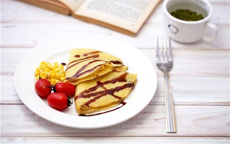 Cách Làm Bánh Pancake Vị Bắp Mới Lạ Thơm Ngon