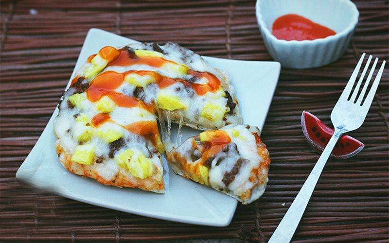 Cách Làm Pizza Bằng Nồi Cơm Điện Cực Tiện Lợi
