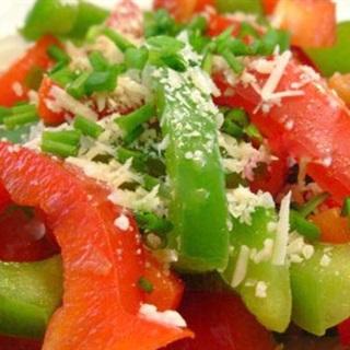 Cách Làm Salad Ớt Chuông Đơn Giản Cho Bạn Ăn Kiêng
