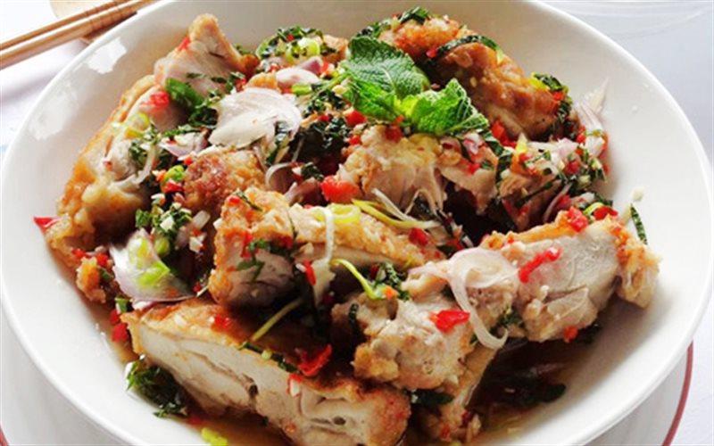 Cách Làm Salad Thịt Gà Cay Thơm Ngon Khó Cưỡng