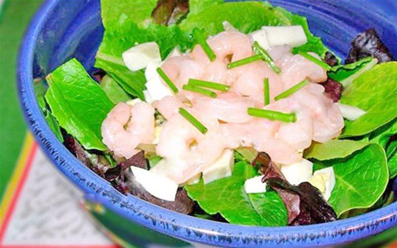 Cách Làm Salad Trứng Tôm Đơn Giản, Cực Ngon Cơm