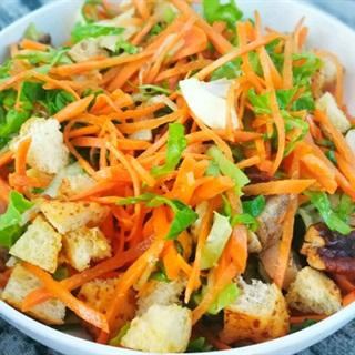 Salad thập cẩm ngọt mát