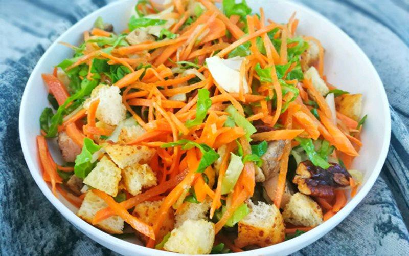 Cách Làm Salad Thập Cẩm Ngọt Mát Để Giải Nhiệt