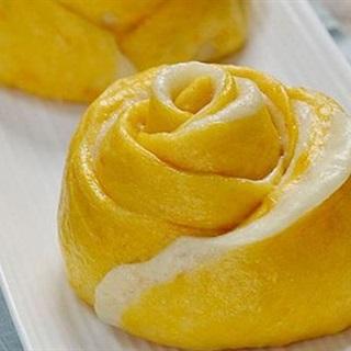 Cách Làm Bánh Bao Chay Hai Màu Thơm Ngon Đơn Giản