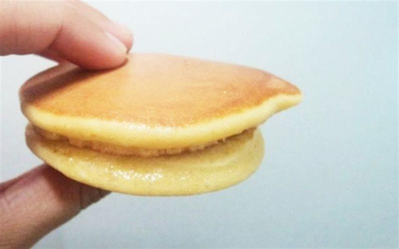 Cách Làm Bánh Rán Doraemon Nhân Mặn Thơm Ngon