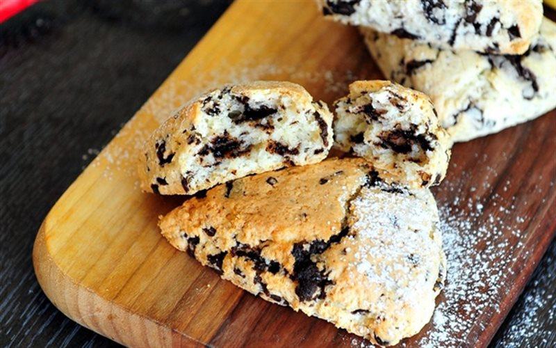 Cách Làm Bánh Quy Vị Chocolate Ngon, Dùng Được Lâu