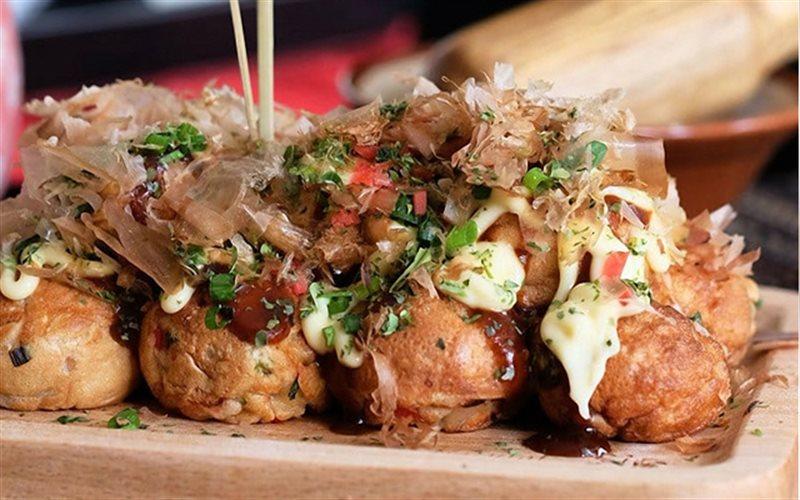 Cách làm Bánh Bạch Tuộc Takoyaki thơm ngon, chuẩn vị Nhật
