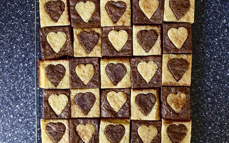 Cách Làm Bánh Chocolate Caro Hấp Dẫn Cho Valentine