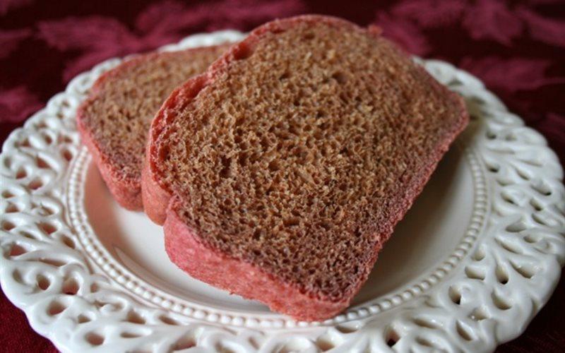 Cách làm Bánh mì hồng