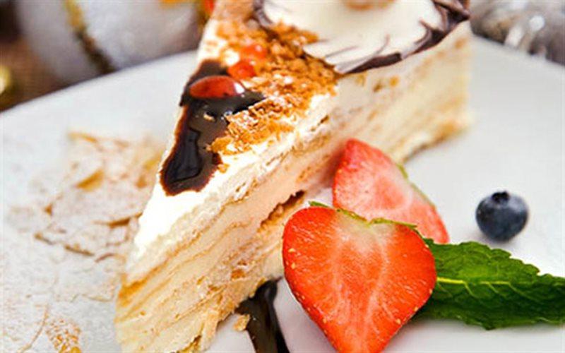 Cách Làm Bánh Kem Napoleon Chuẩn Vị, Cực Ngon