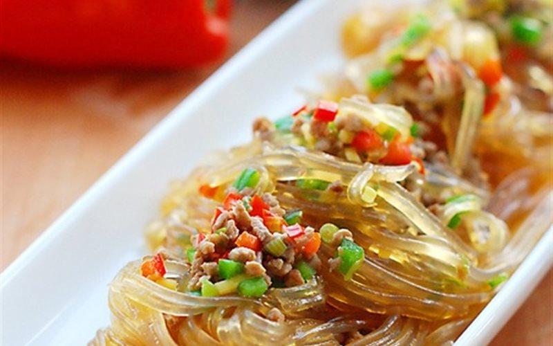 Cách làm Miến Nấu Khô dễ ăn, thích hợp cho ngày nắng nóng