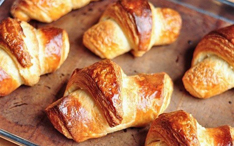 Cách làm bánh croissant đơn giản