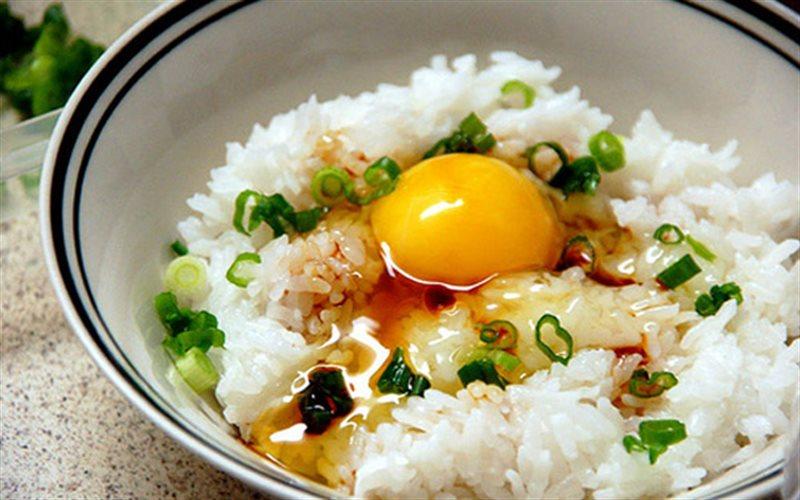 Cách làm Cơm Trộn Trứng Nhật Bản đúng vị, ngon khó cưỡng
