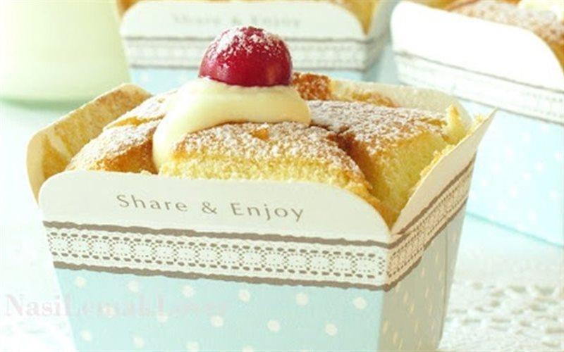 Cách Làm Cupcake Kiểu Nhật Đơn Giản Ngon Cực Đỉnh