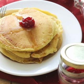 Cách Làm Pancake Mật Ong Thơm Ngon Như Ngoài Tiệm