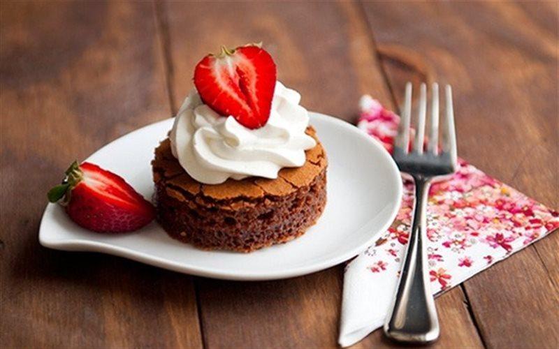 Cách Làm Bánh Chocolate Bằng Bột Nếp Đơn Giản