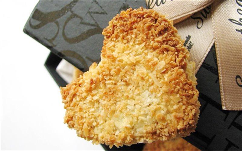 Cách Làm Cookies Bánh Mì Trái Tim, Cho Bữa Sáng