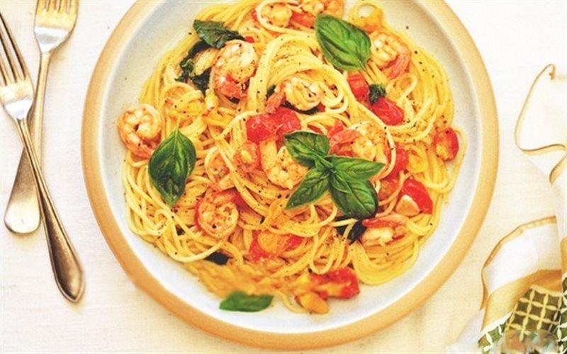 Cách Làm Spaghetti Tôm Ngon Đơn Giản Cho Bữa Sáng