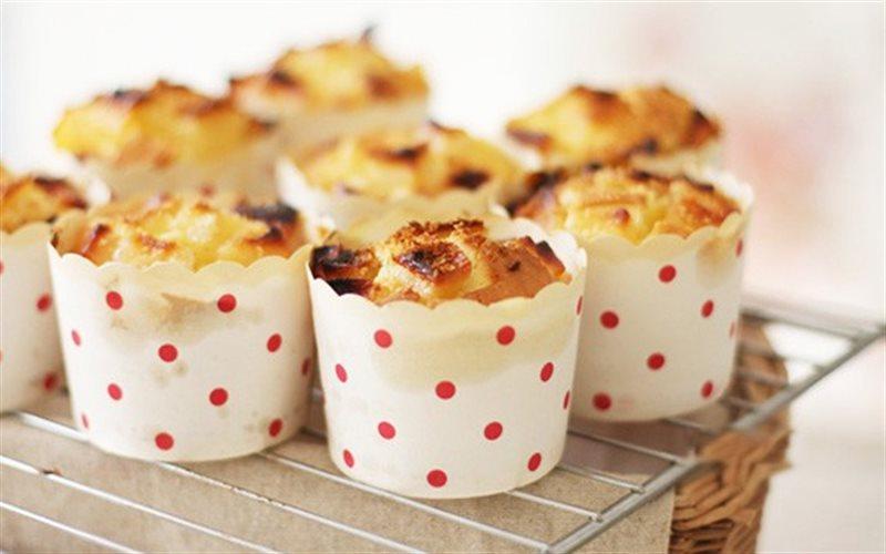 Cách Làm Bánh Muffin Táo Thơm Lừng, Ăn Cực Ngon