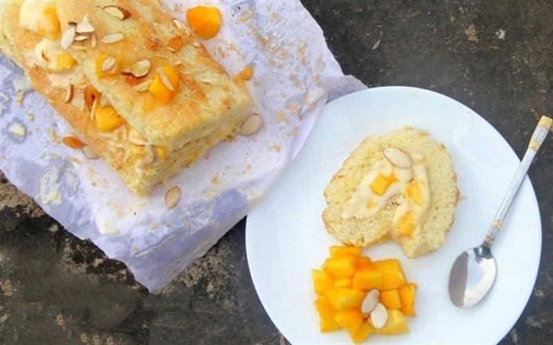 Cách làm Bánh Xoài Cuộn cực dễ, bắt mắt mà cực ngon lành