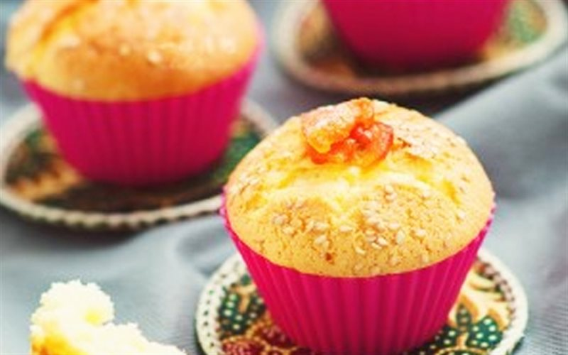 Cách Làm Bánh Cupcake Mè Mới Lạ Thơm Ngon Đơn Giản