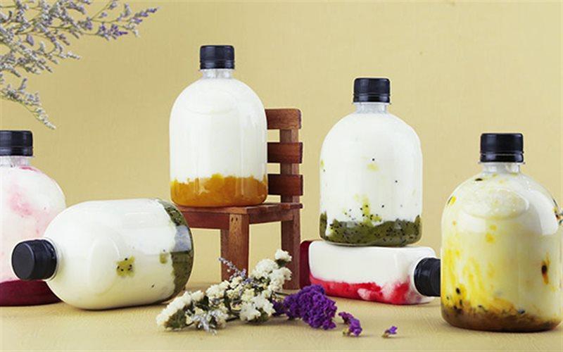 Cách làm Sữa Chua Trái Cây Tươi bổ dưỡng, tốt cho sức khỏe