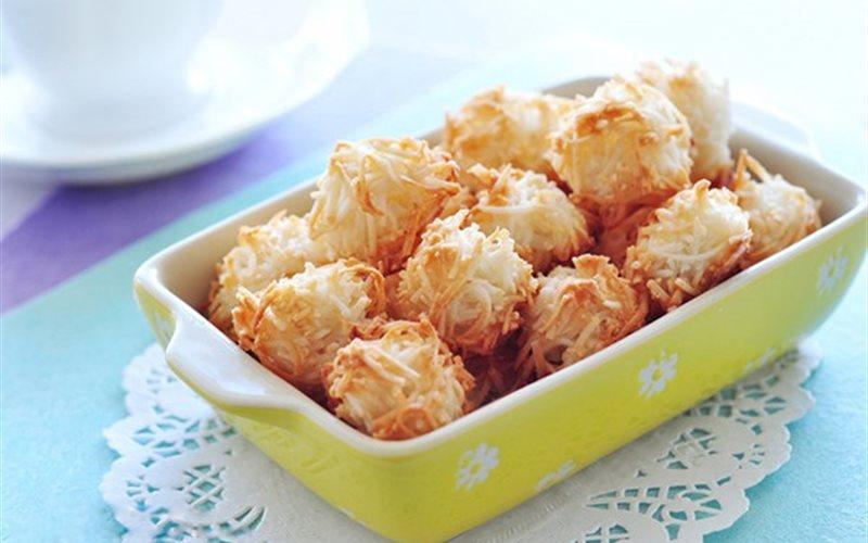 Cách Làm Bánh Dừa Nạo Nướng Béo Ngon, Thơm Phức