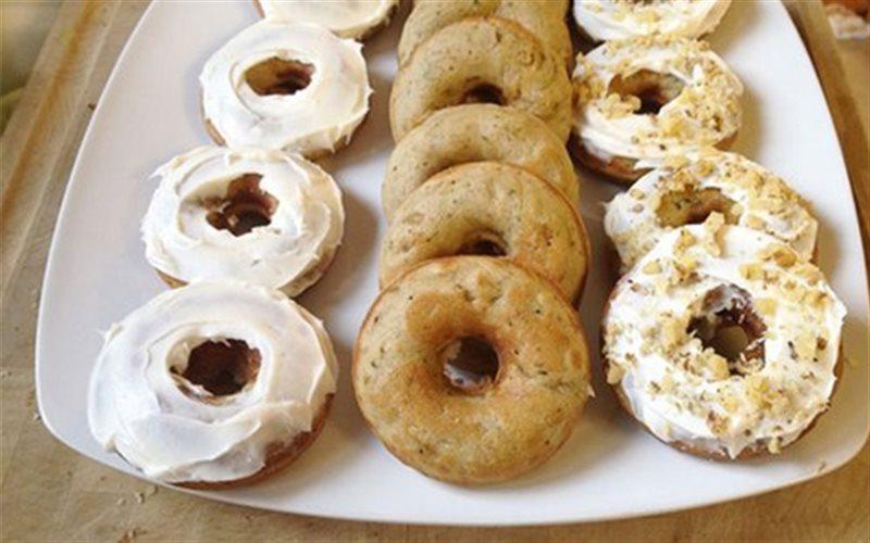Cách Làm Bánh Donut Chuối Ngon, Ăn Là Cực Ghiền