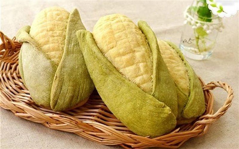 Cách Làm Bánh Mì Hình Trái Bắp Hấp Dẫn Đơn Giản