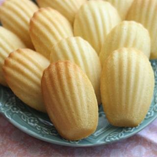 Cách làm bánh madeleine phô mai