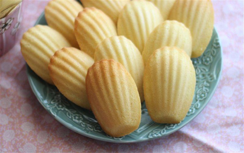 Cách Làm Bánh Madeleine Phô Mai Ngon Chuẩn Vị