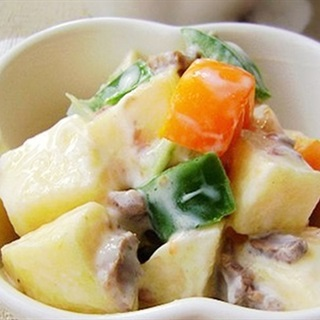 Cách Làm Salad Táo Thanh Mát, Dùng Ăn Kèm Cực Ngon