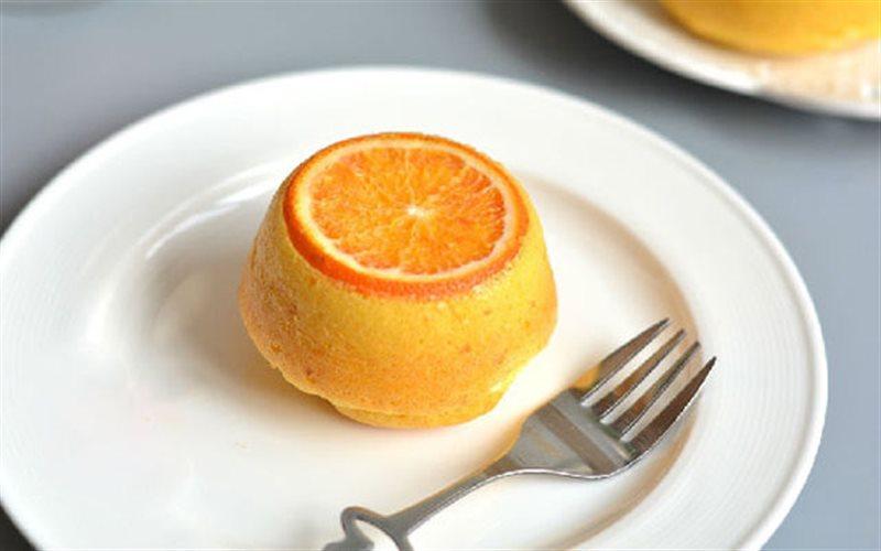 Cách Làm Bánh Cupcake Cam Tươi Nướng Thơm Lừng