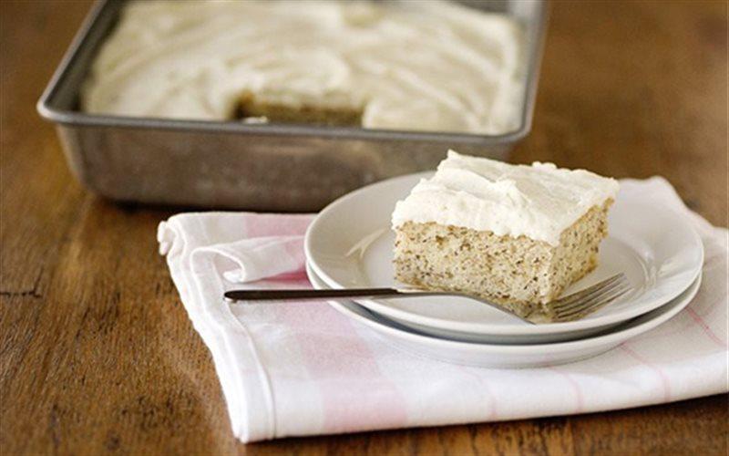 Cách Làm Bánh Kem Vani Chuối Thơm Lừng, Dễ Ăn