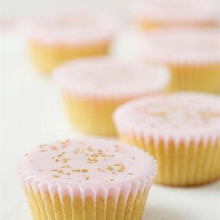 Bánh cupcake gừng