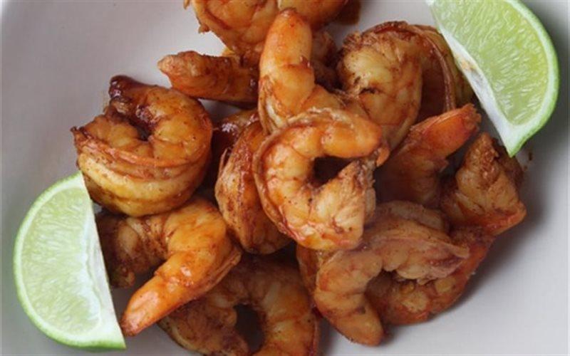 Cách Làm Tôm Nướng Chanh Ớt Thơm Ngon Ăn Là Ghiền
