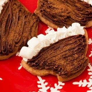 Cách làm bánh quy cacao kem tươi