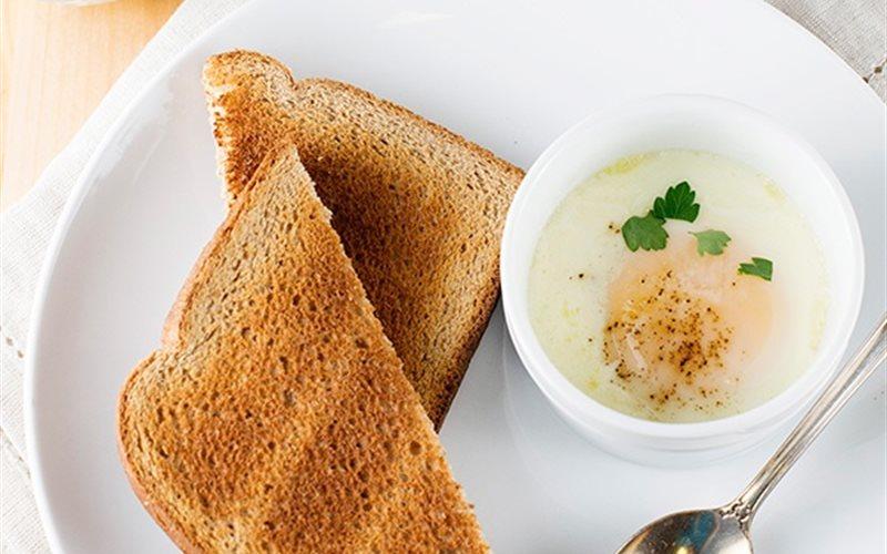 Cách làm Trứng nướng bổ dưỡng
