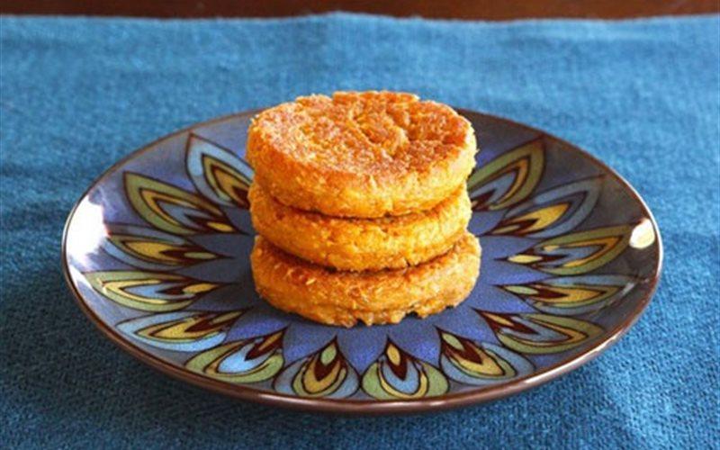 Cách Làm Bánh Khoai Lang Mix Dừa Nạo Giòn Béo