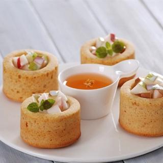 Cách Làm Bánh Cốc Trái Cây Ngọt Thơm, Cực Hấp Dẫn