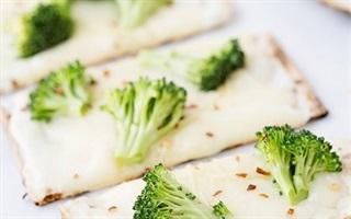 Pizza bông cải xanh