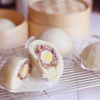 Cách làm Bánh Bao Nhân Thịt bằng bột mì đơn giản tại nhà