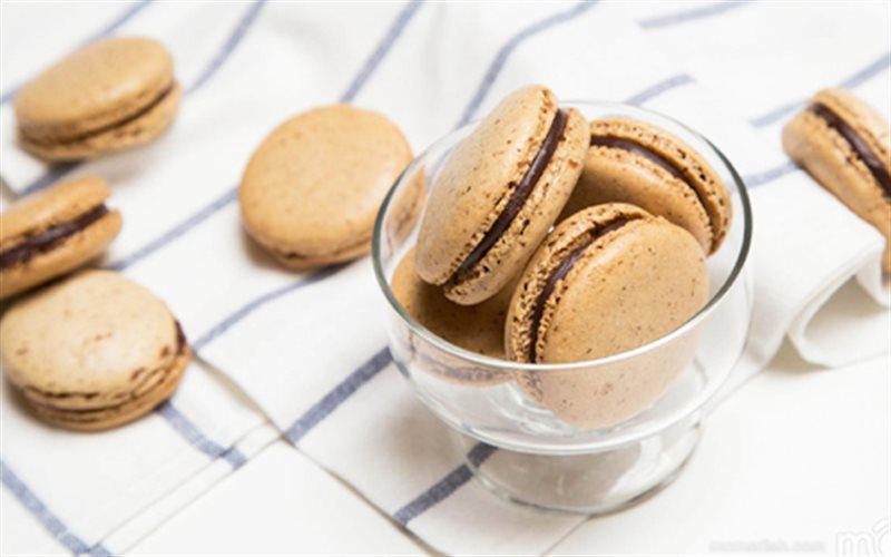 Cách Làm Bánh Macaron Chocolate Thơm Ngon Hấp Dẫn