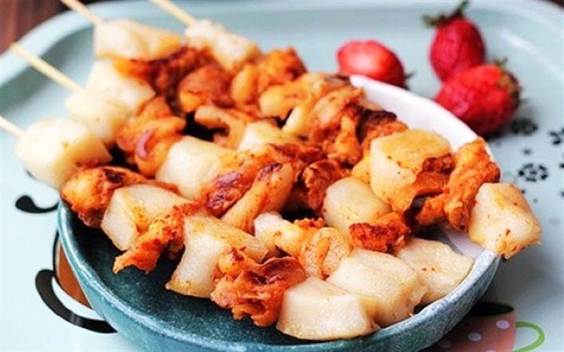 Cách Làm Bánh Gạo Cay Kim Chi Đơn Giản Kiểu Hàn