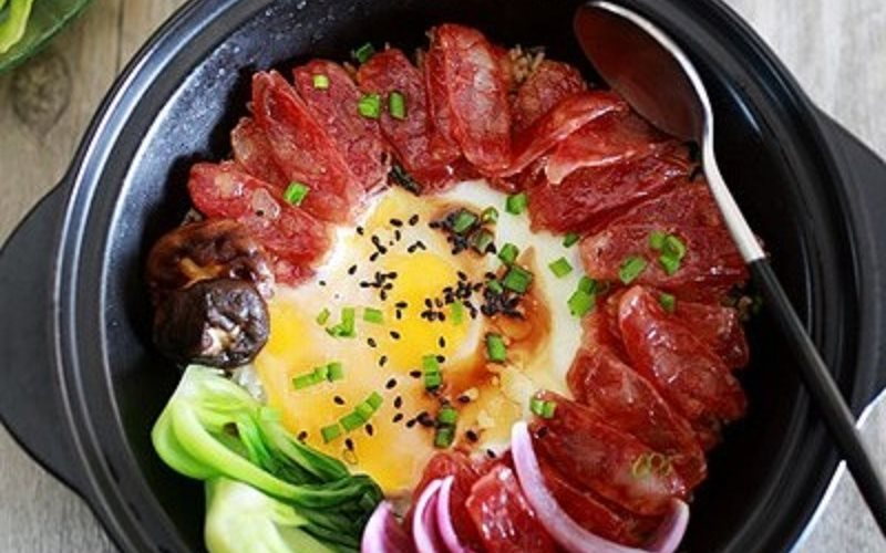 Cách làm cơm trộn kiểu Hàn